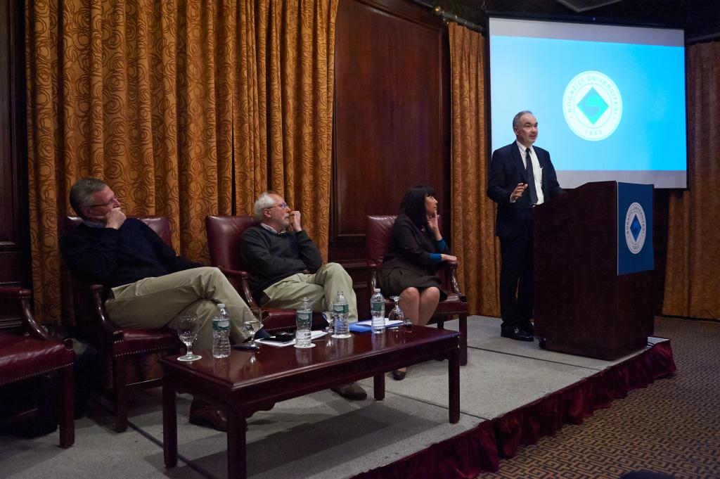 """Turkey in the Twenty-first Century: Understanding Social, Economic, and Political Transformations"" başlıklı panelden"