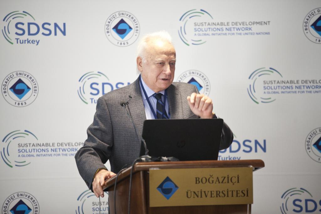 Prof. Dr. Üstün Ergüder