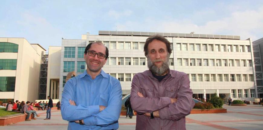 Prof. Dr. Tunga Güngör ve Doç. Dr. Murat Saraçlar