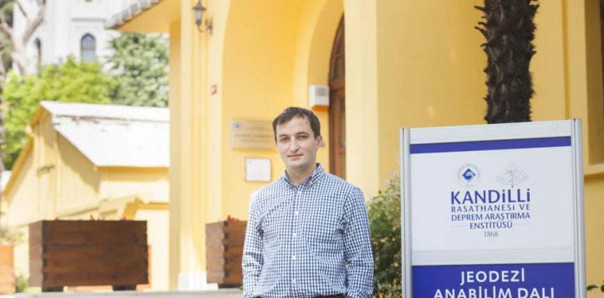 Boğaziçi Üniversitesi Kandilli Rasathanesi ve Deprem Araştırmaları Enstitüsü Jeodezi Anabilim Dalı Öğretim Üyesi Dr. Fatih Bulut