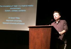 Dr. Gavan Titley