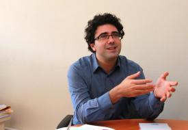 Yrd. Doç. Dr. Albert Ali Salah