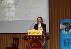 Açılış konuşmasını Merkez Müdürü Murat Gülsoy  yaptı