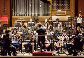 Ankara Gençlik Senfoni Orkestrası