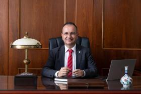 Boğaziçi Üniversitesi Rektör Yardımcısı Prof. Dr. Gürkan Kumbaroğlu