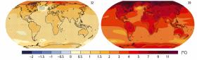 Küresel Sıcaklık Artışları, IPCC