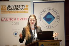 QS Intelligence Unit Orta Avrupa ve Orta Asya Bölge Müdürü Zoya Zaitseva