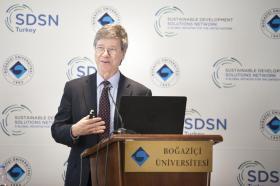 Prof. Jeffrey Sachs