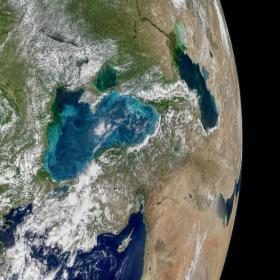 NASA'nın uydu görüntüsü